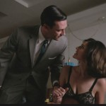 Don Draper Megan Floor Rough Sex Scene Pulls Hair