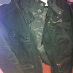 Men's Fatigue Jacket Army Style Jacket